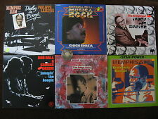 6 LP Chick Corea Joe Hunter Bob Hall Mose Allison Slim 70s / 80s | M- to EX