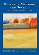 Research Methods and Society: Foundations of Social Inquiry, Hotchkiss, Lawrence