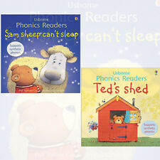 Phonics Readers Collection By Phil Roxbee Cox 2 Books Set Ted's Shed ,New