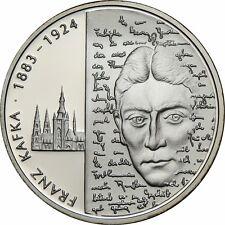 10 Euro - Deutschland 2008 - Franz Kafka in PP