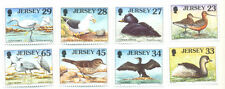 Jersey- Birds set of 8(part of a set of 32) mnh