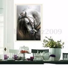 Horse Diamond Painting DIY 5D Counted Cross Stitch Kit Resin Rhinestone Picture
