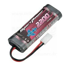 Team Orion 2200mAh 7.2V NiMH Battery Pack (Tamiya Connector) ORI10325E