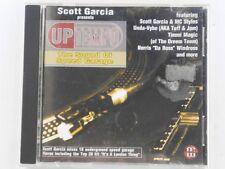 Scott Garcia presents Up Tempo The Sound Of Speed Garage - 1998 CD