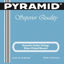 Pyramid Akustik Gitarre Super Light .009-.042 Saiten SATZ Guitar Strings SET