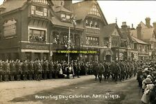 rp13919 - Recruiting Day at Caterham 1915 , Surrey - photo 6x4