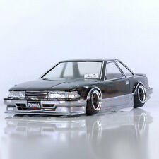 Pandora TOYOTA SOARER Z20 1:10 RC Cars Drift 198mm Clear Body Set #PAB-153