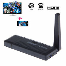 A9 Miracast Dongle Internet Receiver TV DLNA Wifi HDMI Airplay IOS Android 1080P