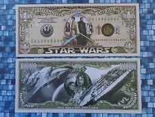 Movie: STAR WARS, May The Force Be With You ~ $1,000,000 One Million Dollar Bill