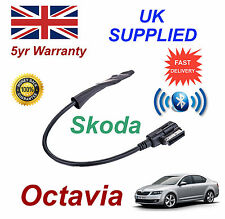 Skoda Octavia 2009+ Bluetooth Music Module, For Samsung Motorola Amazon Nokia LG