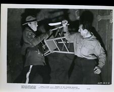 Jim Bannon Dangers Of The Canadian Mounted '48 Serial Original 8x10 Photo #J9242