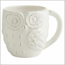 HARRY POTTER ~  CERAMIC HEDWIG MUG ~ ANTIQUE WHITE ~ CLOSEOUT ~ ONLY 2 LEFT