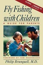 Fly-Fishing with Children-ExLibrary