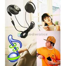 Sport Running Jogging Earphone Clip On Stereo Headphone For MP4 Player iPhone