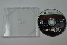 Shellshock 2 Blood Trails - Microsoft Xbox 360 . Good Game Disc + Clear Case