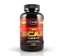 BCAA (92,50 €/1kg) 200 compresse per 1000mg/alte dosi muscoli Amino Training