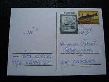AUTRICHE - carte entier 18/5/1991 (cy29) austria