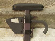 Quickie Wheelchair Adjustable Padded Armrest Wheelchair Parts