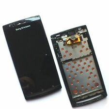 Original Sony Ericsson Arc X12 Lt15i Frontal Digitalizador Touch Screen + Pantalla Lcd
