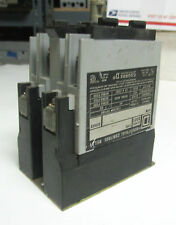 Square D Industrial Control Relay Class 8501 Type XO 40 .. 110/120V ... VH-08