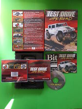 Pc jeu * test Drive Off-road * Big Box-Guide + OVP