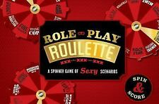Role-Play Roulette: A Spinner Game of Sexy Scenarios, , Stanton, Lynne, Very Goo