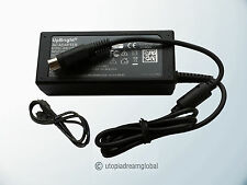 4-Pin AC Adapter Power For LaCie 301108U 301108UR d2 HD Quadra 320GB Hard Drive