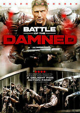 Battle of the Damned NEW DVD Zombies
