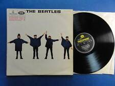 THE BEATLES  HELP parl 65 -2-2 UK orig LP nr EX