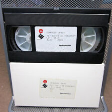 EPHRAIM LEWIS video VHS rare It Can't Be Forever soul R&B British 1992 Skin