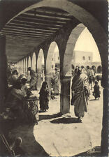 TUNISIE GABES 50 le marché arabe de djara