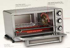 CUISINART CONVECTION TOASTER OVEN & GRILL BRAND NEW 1500 WATTS TOB 60N BAKE
