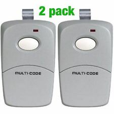 Multi-Code Linear 3089 2-Pack 3089 Gate Opener Remote Free Shipping