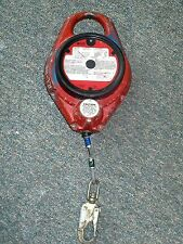 MILLER EQUIPMENT M55-50 RETRACTABLE LIFELINE 50 Ft.- Free Shipping