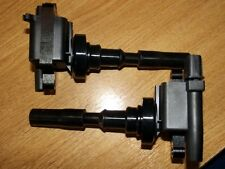 Ignition Coil pack set, Mitsubishi Pajero Jr, Junior 1.1, H57A, 2 x coils, NEW