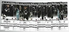 2011-2012 NHL KINGS UNUSED HOCKEY ENTIRE SEASON TICKETS STANLEY CUP SEASON (41)