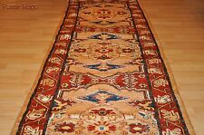 2'x12' Long Hall runner TOP QUALITY HANDMADE Persian design narrow stair rug