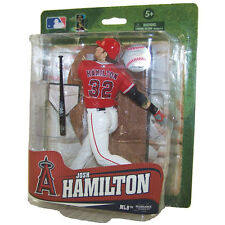 McFarlane Toys Action Figure - MLB Sports Picks - JOSH HAMILTON (LA Angels) -New