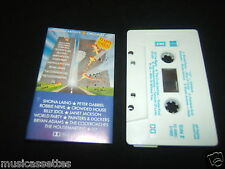12 VARIOUS ARTISTS AUSTRALIAN TAPE U2 PAINTERS & DOCKERS THE HOUSEMARTINS