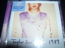 Taylor Swift 1989 (Australia) CD – New