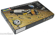 REVELL 04827 APOLLO COLUMBIA & Eagle 1:96 SCALA KIT MODELLINO IN PLASTICA NUOVO di zecca