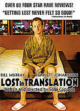 Lost In Translation (Blu-ray, 2011)