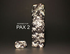 Digital Winter Camouflage Skin Decal Wrap for the Pax 2  or Pax 3 Vape Pax2 Pax3