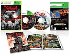 Yaiba: Ninja Gaiden Z [Xbox 360, NTSC, Video Game, Ninja Action] Brand NEW