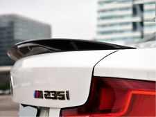 Carbon Rear Trunk Spoiler for BMW F22 P Type 220i 235i Coupe 2D 2-Series 2014+
