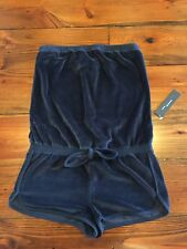 Marc By Marc Jacobs Swimwear Dark Navy Size Large Romper/swim Cover Retails $116