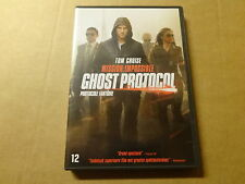 DVD / MISSION IMPOSSIBLE 4: GHOST PROTOCOL (Tom Cruise)