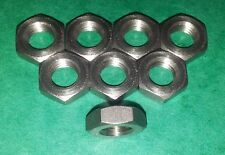 WEBER DCOE IDF DCNF M7 Throttle Spindle Lock Nuts - Stainless Steel 8 Pack VW MG