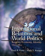International Relations and World Politics: Security, Economy, Identity (3rd Edi