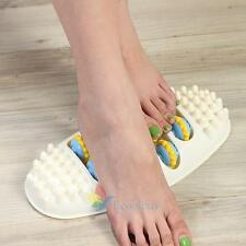 Mini Foot Care Roller Massage Reflexology Relax Relief Portable Feet Massager #